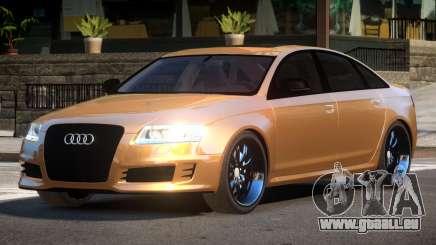 Audi RS6 MN pour GTA 4