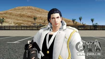 Claudio Serafino Tekken 7 pour GTA San Andreas