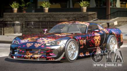 Dodge Viper BS PJ4 pour GTA 4