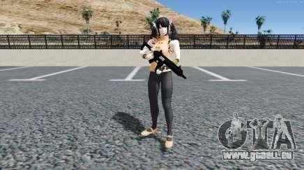 Xiaoyu Tekken 7 pour GTA San Andreas