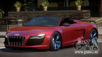 Audi R8 GST pour GTA 4