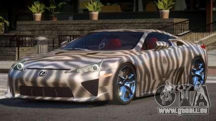 Lexus LFA R-Tuned PJ4 für GTA 4