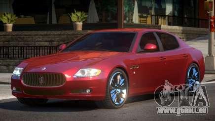 Maserati Quattroporte SN pour GTA 4