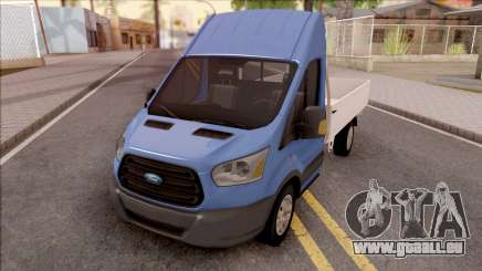 Ford Transit 330S Single Cabin pour GTA San Andreas