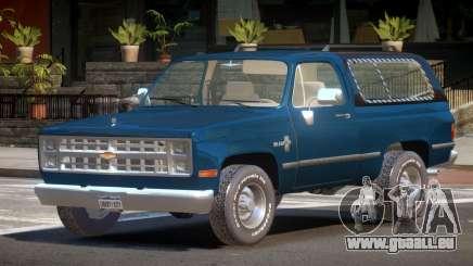 Chevrolet Blazer ST pour GTA 4