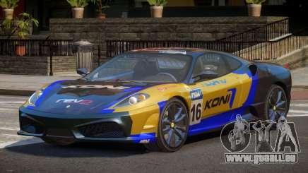 Ferrari F430 BS PJ4 für GTA 4