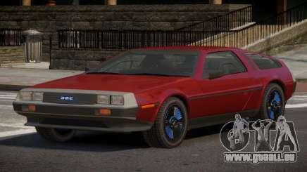 DeLorean DMC-12 RT für GTA 4