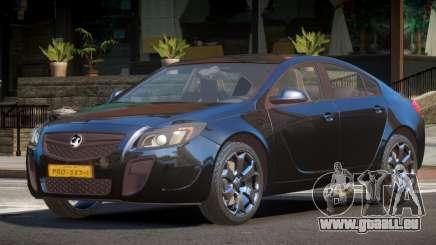 Vauxhall Insignia SN pour GTA 4