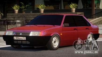 VAZ 21099 L-Tuned für GTA 4