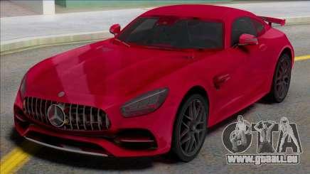 Mercedes-Benz AMG GT 2020 für GTA San Andreas