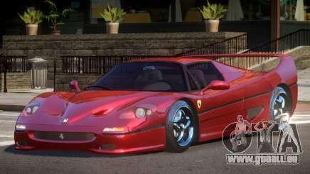 Ferrari F50 PSI für GTA 4