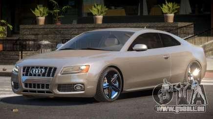 Audi S5 G-Style pour GTA 4