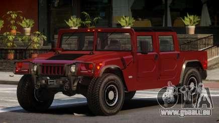 Hummer H1 BS für GTA 4