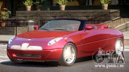Daewoo Joyster SR für GTA 4