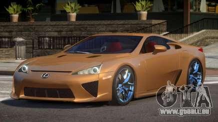 Lexus LFA R-Tuned für GTA 4