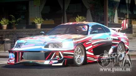1997 Toyota Supra PJ5 pour GTA 4