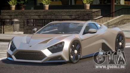 Zenvo ST1 R-Tuning für GTA 4