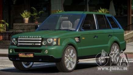 Range Rover Sport GS pour GTA 4