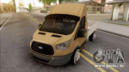 Ford Transit 330S Single Cabin Modified Version pour GTA San Andreas