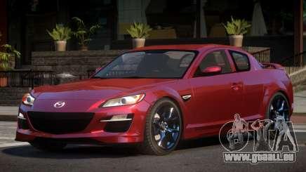 Mazda RX8 L-Tuned für GTA 4