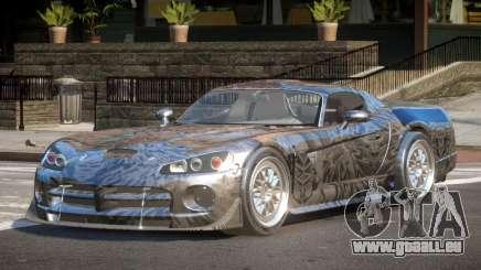 Dodge Viper BS PJ6 pour GTA 4