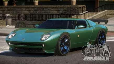 Lamborghini Miura SC für GTA 4
