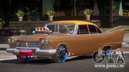 Plymouth Savoy L-Tuning für GTA 4