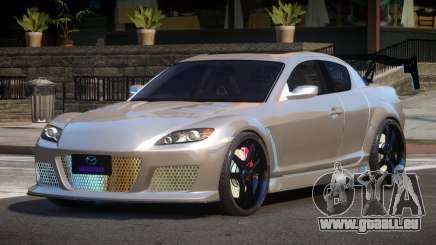 Mazda RX8 S-Tuning für GTA 4