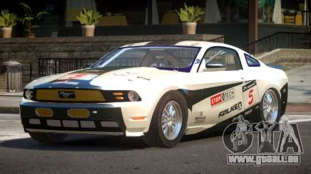 Ford Mustang R-Tuned PJ6 pour GTA 4