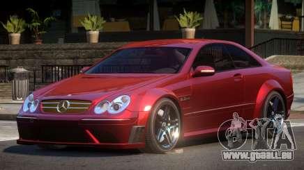 Mercedes Benz CLK63 SR pour GTA 4