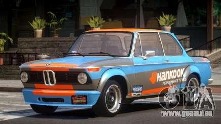 BMW 2002 R-Tuned PJ2 pour GTA 4