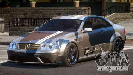 Mercedes Benz CLK63 SR PJ2 pour GTA 4
