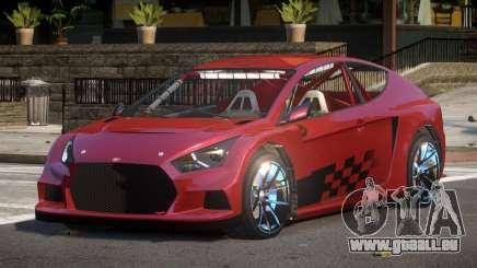 Vapid Flash GT PJ2 für GTA 4