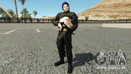 Claudio Serafino Sirius Tekken 7 pour GTA San Andreas