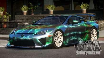 Lexus LFA RT PJ6 pour GTA 4