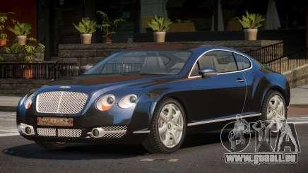 Bentley Continental GT V1.2 pour GTA 4