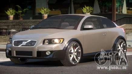 Volvo C30 HK für GTA 4