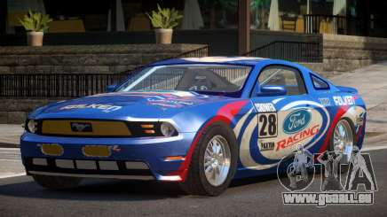 Ford Mustang R-Tuned PJ2 pour GTA 4