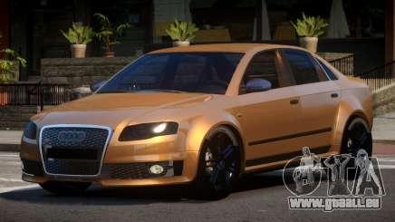 Audi RS4 SN pour GTA 4