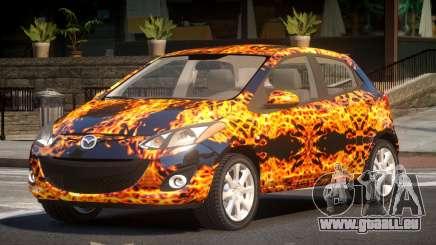Mazda 2 RS PJ1 pour GTA 4