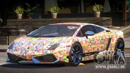 Lamborghini Gallardo GST PJ5 für GTA 4