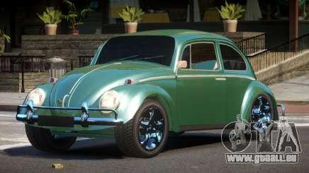 Volkswagen Fusca LT für GTA 4