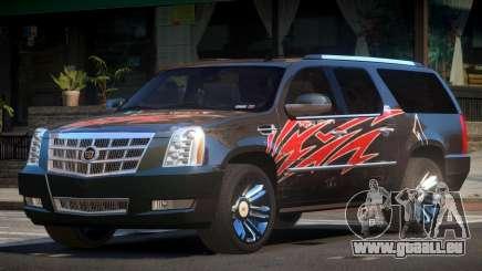 Cadillac Escalade SP PJ3 für GTA 4