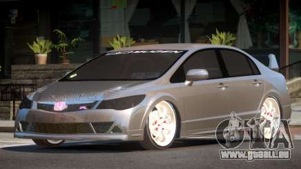 Honda Civic LTR pour GTA 4