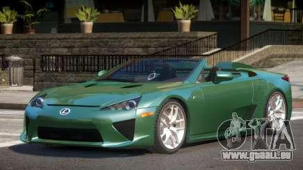 Lexus LFA SR für GTA 4