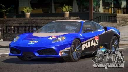 Ferrari F430 BS PJ5 für GTA 4