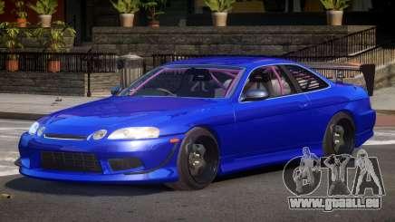 Toyota Soarer GS pour GTA 4