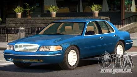 Ford Crown Victoria SP für GTA 4