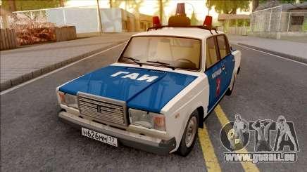2107 1994 de Police de la police de la circulation pour GTA San Andreas