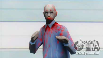 Zombie wmopj pour GTA San Andreas